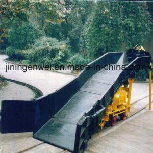 Caricatore della roccia della ruspa spianatrice di serie del caricatore P di Usetmucking di estrazione mineraria per la metropolitana