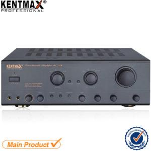 Amplificador misturador de áudio para o televisor