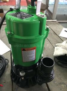 SPA-500 sumergible de aguas residuales bomba de agua (0.5KW) para el agua sucia