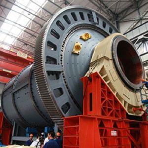 Broyeur à boulets de ciment de haute qualité de la machinerie avec Max. Diamètre 6,2 M$