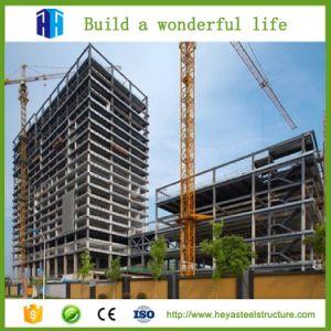 Estructura de acero prefabricados Multi-Storey edificio de diseño de construcción de almacén