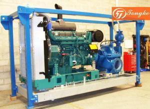 محرك الديزل مجموعة مضخة مياه