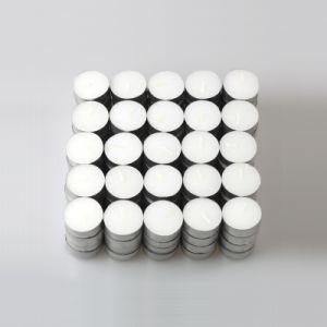 China-Hersteller-weiße dekorative Kerze Tealight