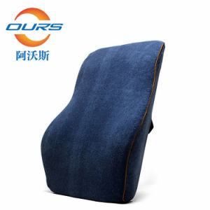 Fournisseur chinois auto voiture coussin mousse à mémoire de l'oreiller de la taille de la santé