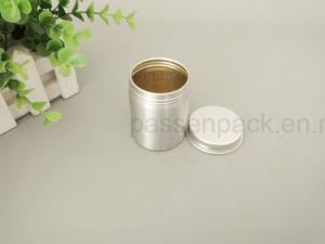 Grau Alimentício Chá Lata De Alumínio Com Tampa Roscada Ppc Ac 056
