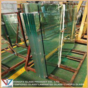 12 15 19 de mm Aangemaakte Prijs van het Glas per Vierkante Meter