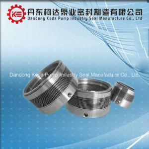 Foles de vedação mecânica tipo de metal da vedação da bomba
