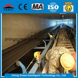 Пробоотборный желоб ролика ременного транспортера используется для горнодобывающей промышленности