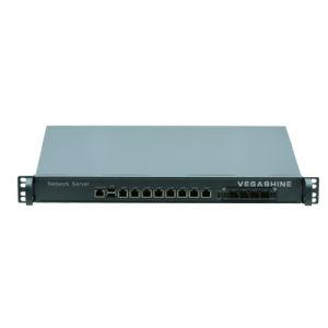 8 기가비트 근거리 통신망과 4 Optical Fiber 인텔 LGA1150 H87 Networking Firewall Appliance/Router