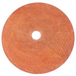 Couper le disque de coupe ultra mince filet double couche de roue