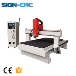 4D Woodworking routeur coupe CNC la gravure avec broche rotative à 180 degrés