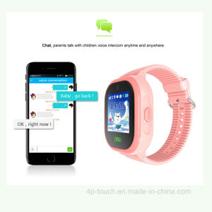 Ce keurde het Waterdichte IP67 GPS Horloge van de Drijver met Sos Knoop goed