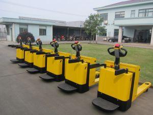 1.6 tonnellate vendite elettriche della fabbrica del camion di pallet del cavaliere da 1.8 tonnellate