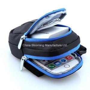 Ceinture promotionnels jogging sport exécutant bras Sac de téléphone mobile