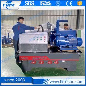 De houten Machine van de Houtbewerking van de Lijst CNC van de Scherpe Machine Vacuüm