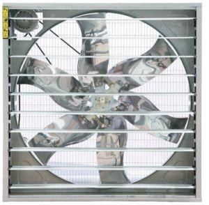 42 KoelVentilator van de Ventilatie van de duim de Balans voor Serre en Gevogelte