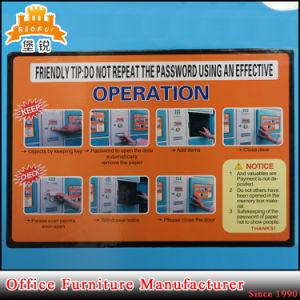 12 Kast van de Opslag van de deur de Elektronische Slimme voor de School en de Bank van de Supermarkt