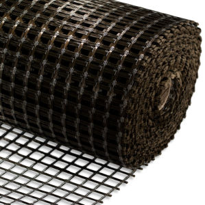 コンクリートのための160GSM玄武岩の網の補強