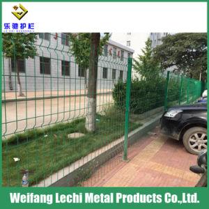 Subir anti cercado de cadenas recubierto de PVC para jardín/patio/piscina/Ranch