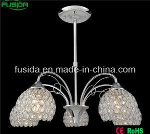 Comedor iluminación colgante de cristal lámpara de araña con certificado CE