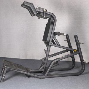 La macchina commerciale di forma fisica V-Accovaccia la strumentazione di ginnastica per la costruzione di corpo