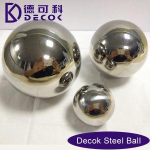 201 304 316 balles de Creux en acier inoxydable pour la décoration 50mm 100mm 150mm
