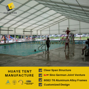 O desporto grande tenda de alumínio para grandes eventos desportivos (HAF 30M)