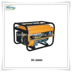 5.5HP 2Kw Monofásico 8500W Gerador Gasolina Preço de geradores portáteis