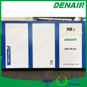 400-500 zweistufiger schraubenartiger Hochdruckluftverdichter P-/in30bar