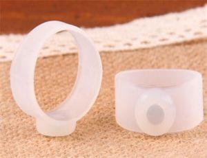 Anillo de dedo magnético de silicona