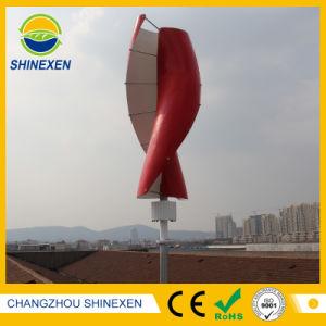 generatore verticale di energia eolica di 400W 12V 24V