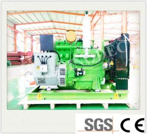 Gruppo elettrogeno basso del motore a gas del consumo di combustibile 75kw Syngas