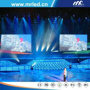 P6mm bekanntmachende Fernsehapparat-LED-Innenbildschirme (Innen-LED-Anschlagtafel)