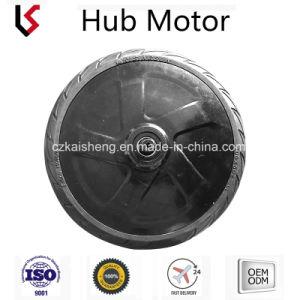 Kshm 029 36V/48V/60V 240W-350W 8pulgadas Hoverboard CC Motor sin escobillas Hub Hub sin engranajes Motor