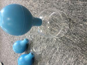 La aplicación de ventosas de vidrio con menor precio