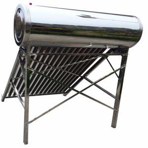 低圧のソーラーコレクタ(ステンレス鋼の太陽熱湯ヒーター)
