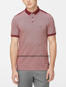 짧은 소매를 가진 중국 제조자 형식 Mens 폴로 셔츠