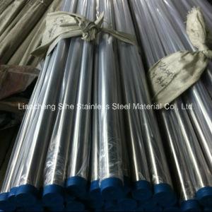 304 de Vervaardiging van de Pijp van het roestvrij staal in China