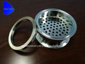 Maglia pretagliata dell'acciaio inossidabile per la maglia dei piatti 100 del filtrante del Tri-Morsetto