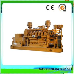 500kw 천연 가스 발전기 세트
