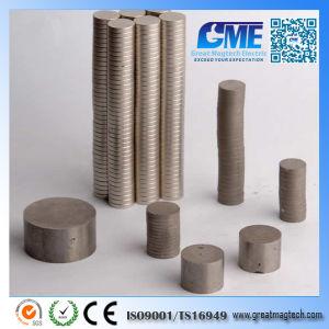 モーターのためのSmCoのいろいろな種類の磁石