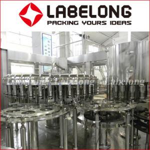 Fabbricazione automatica della macchina di rifornimento del tè del limone della bottiglia dell'animale domestico
