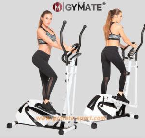 Negro Gymate máquina elíptica cross trainer Obitrack Obitrek Crosstrainer