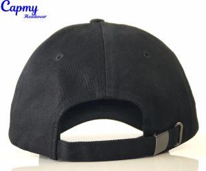 Tissu lourd personnalisé lavés avec le protocole RIP Style d'effet casquette de baseball