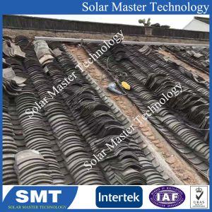 Panneau solaire PV toit de tuile Support de montage en aluminium rayonnage système PV