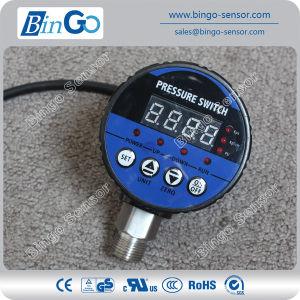 Digital intelligente Pressure Switch con il LED Display
