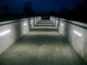 Openlucht 50cm 12W High Color Rendering Index LED Lighting