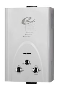 aquecedor de água a gás de combustão do duto - (JSD-P5).