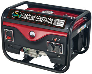 Copper Wire Power Generators Home Use Gasoline Generator 2kwのガソリンGenerator 168f