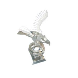 Het Model van Phoenix van het Metaal van het blad van de Ambacht van de Kunst (LFAC0004)